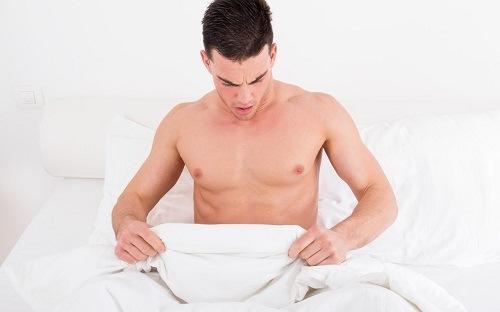 Ngứa vùng kín nam vào ban đêm là bệnh gì? nguyên nhân?