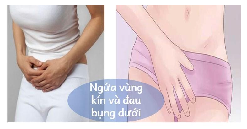 Ngứa vùng kín và đau bụng dưới là dấu hiệu của bệnh gì?
